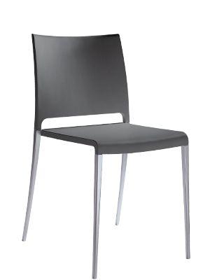 Stolička čierna Pedrali MYA 700