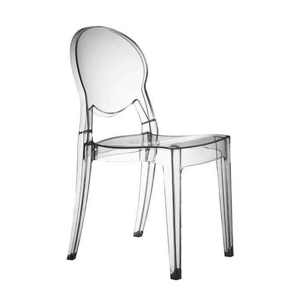 Scab Design IGLOO CHAIR stolička transparentná