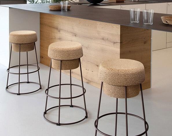 Barová stolička Bouchon-SGB Domitalia_inspire design_poprad