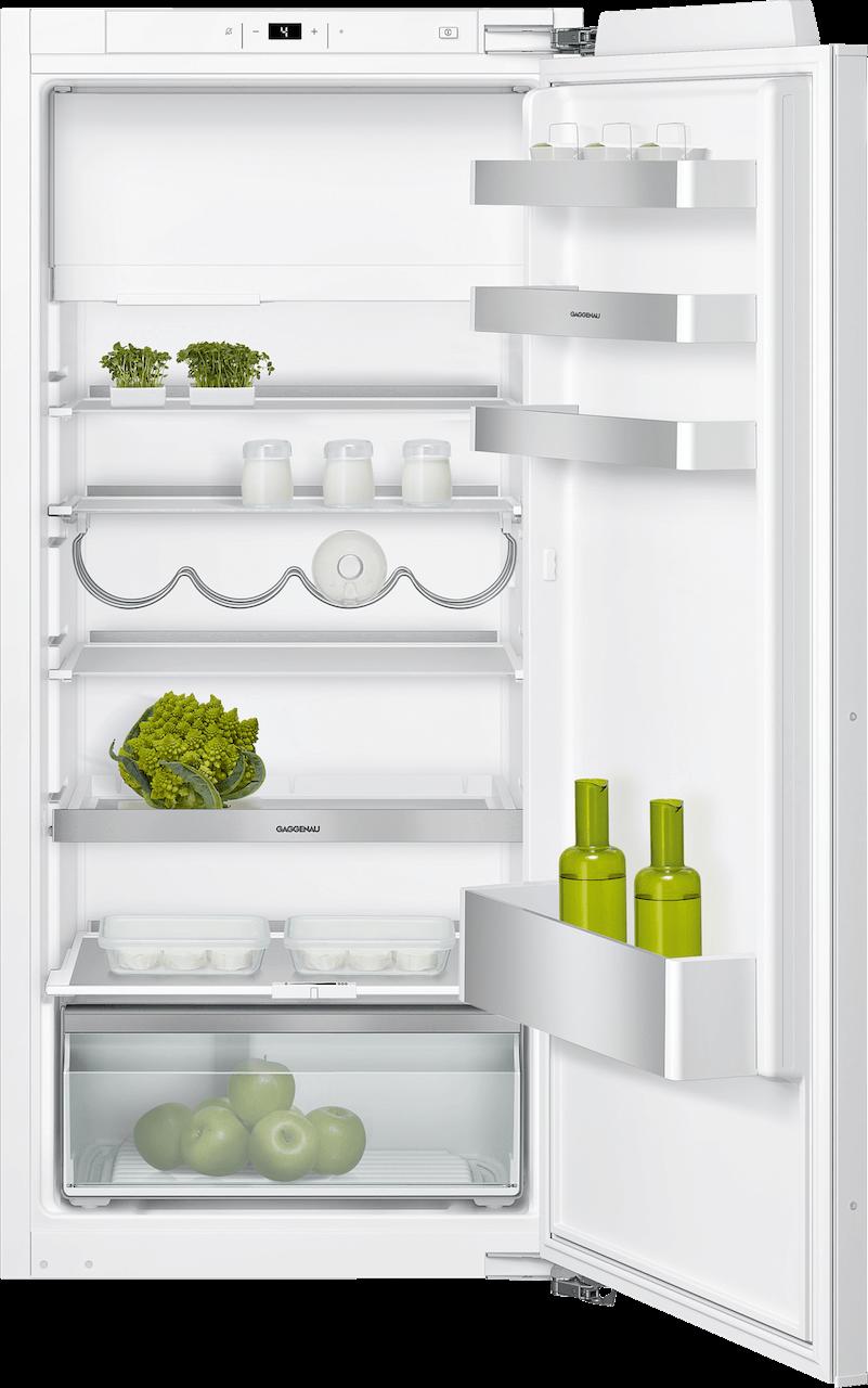 Kombinácia chladnička s mrazničkou 122,5 cm x 56 cm | Gaggenau RT222203 séria 200