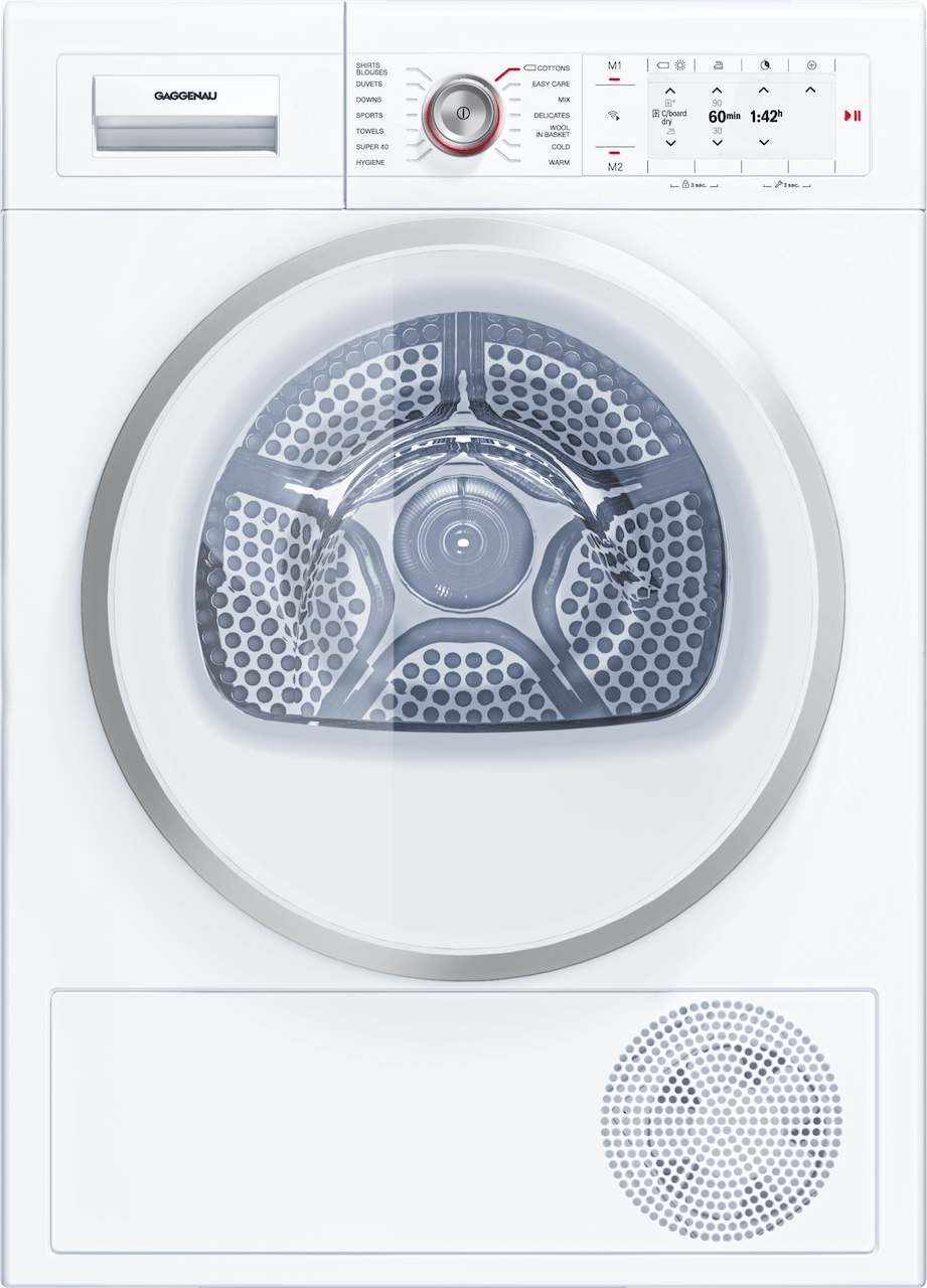 Sušička voľne stojaca, zasúvateľná alebo stohovateľná | Gaggenau WT260101 séria 200