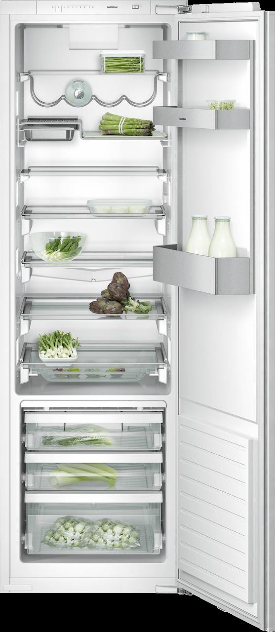 Vario chladnička plne integrované | Gaggenau RC289203 séria 200