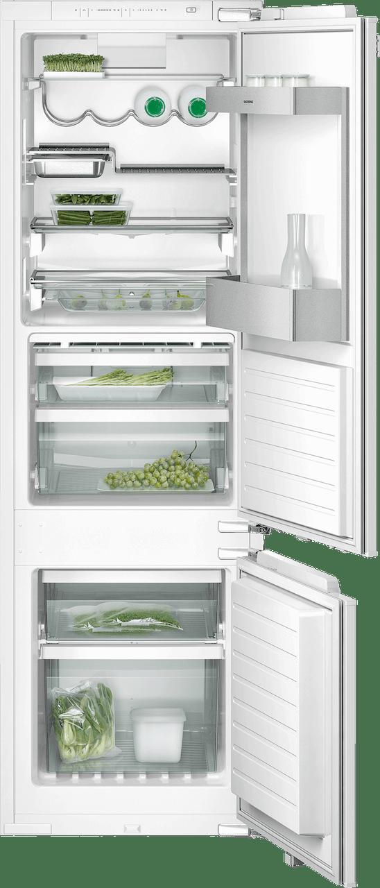 Vario kombinácia chladnička s mrazničkou | Gaggenau RB289203 séria 200