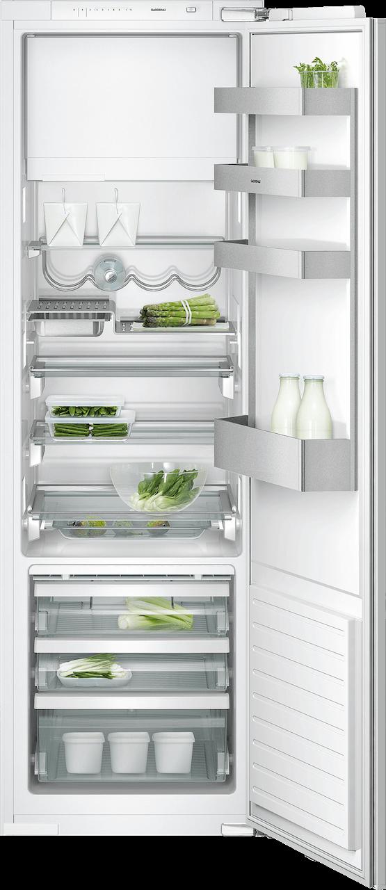 Vario kombinácia chladnička s mrazničkou | Gaggenau RT289203 séria 200