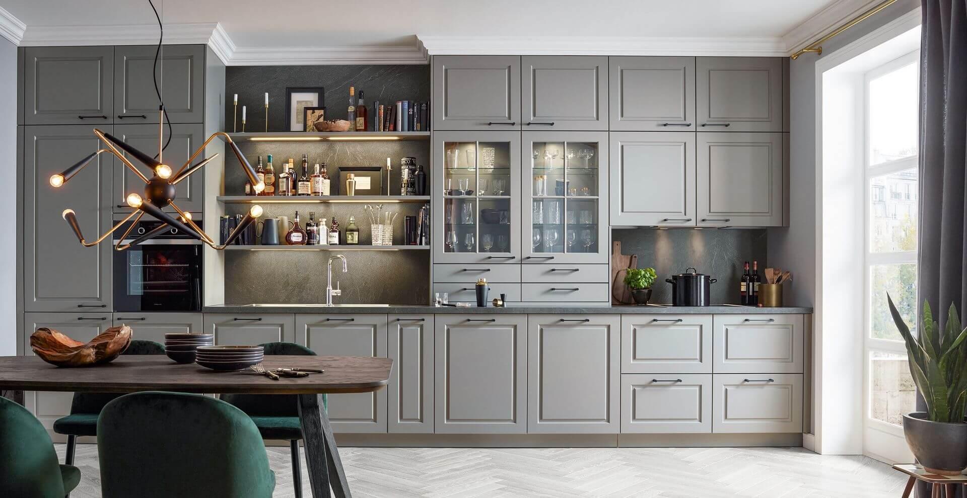 Kuchyňa Classic - Pre chuť potrebujete priestor | Schuller C